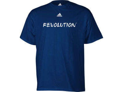 New England Revolution adidas MLS Primary One T-Shirt