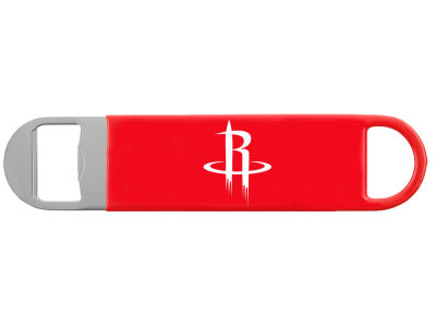 Houston Rockets Long Neck Bottle Opener