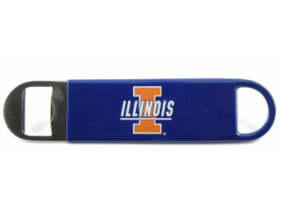 Illinois Fighting Illini Long Neck Bottle Opener