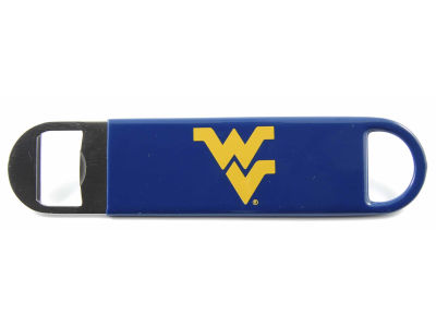 West Virginia Mountaineers Long Neck Bottle Opener