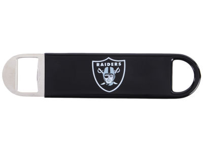 Oakland Raiders Long Neck Bottle Opener