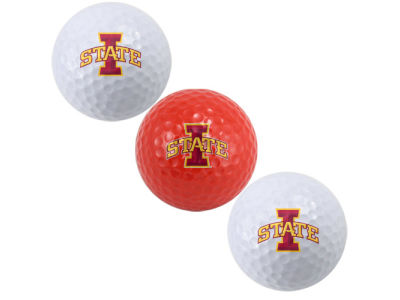 Iowa State Cyclones 3-pack Golf Ball Set