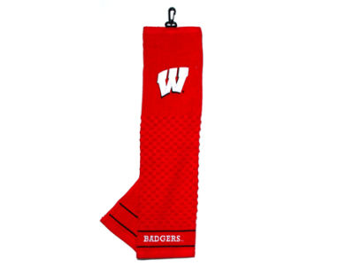 Wisconsin Badgers Trifold Golf Towel