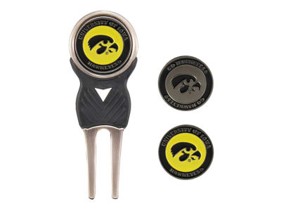 Iowa Hawkeyes Divot Tool and Markers