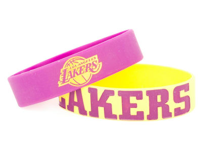 Los Angeles Lakers 2-pack Phat Bandz
