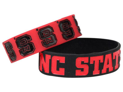 North Carolina State Wolfpack 2-pack Phat Bandz
