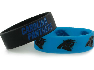 Carolina Panthers 2-pack Phat Bandz