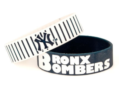 New York Yankees 2-pack Phat Bandz