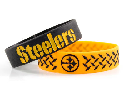 Pittsburgh Steelers 2-pack Phat Bandz