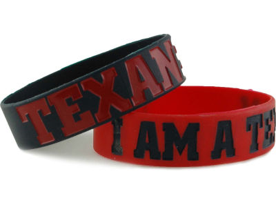 Houston Texans 2-pack Phat Bandz
