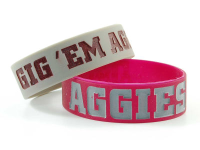 Texas A&M Aggies Forever Collectibles 2-pack Phat Bandz