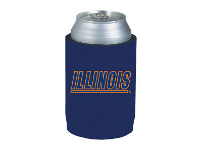 Illinois Fighting Illini Can Coozie