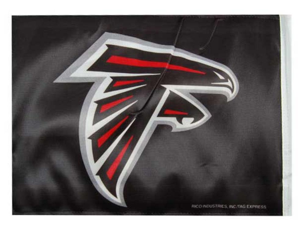 Atlanta Falcons Car Flag Lids