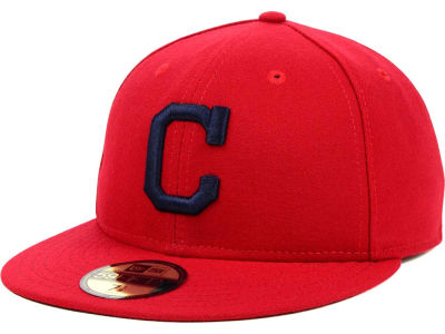 Cleveland Indians New Era MLB Authentic Collection 59FIFTY Cap