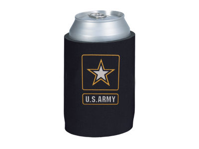 Army Black Knights Can Coozie