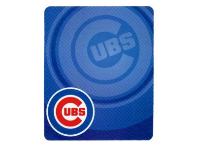 Chicago Cubs 50x60in Plush Throw Retro