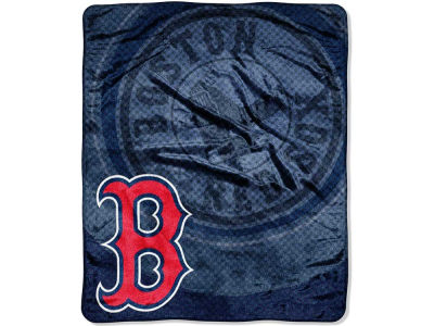 Boston Red Sox The Northwest Company 50x60in Plush Throw Retro