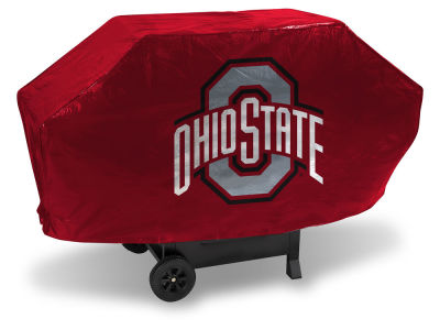 Ohio State Buckeyes Rico Industries NCAA Deluxe Grill Cover