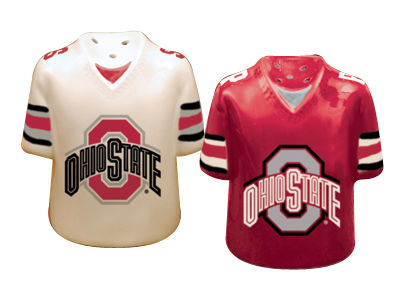 Ohio State Buckeyes Gameday Salt And Pepper Shakers
