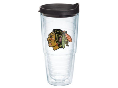 Chicago Blackhawks 24oz Tervis Tumbler