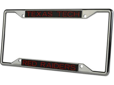 Texas Tech Red Raiders Laser Frame
