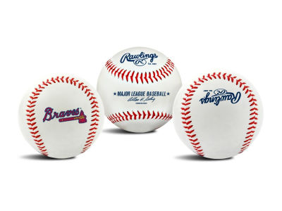 Atlanta Braves The Original Team Logo Baseball