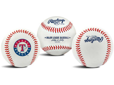 Texas Rangers The Original Team Logo Baseball
