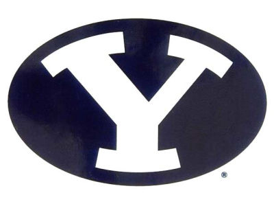 Brigham Young Cougars Static Cling Decal