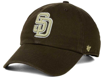 San Diego Padres '47 MLB Core '47 CLEAN UP Cap