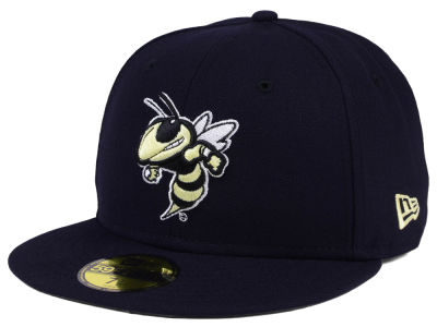 Georgia-Tech New Era NCAA AC 59FIFTY Cap