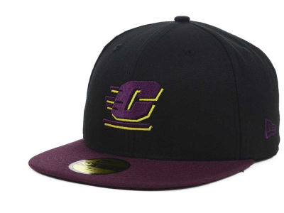 Central Michigan Chippewas New Era NCAA 2 Tone 59FIFTY Cap