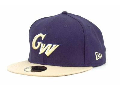 George Washington Colonials New Era NCAA 2 Tone 59FIFTY Cap