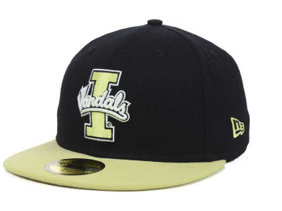 Idaho Vandals New Era NCAA 2 Tone 59FIFTY Cap