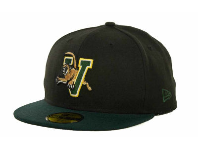 Vermont Catamounts New Era NCAA 2 Tone 59FIFTY Cap