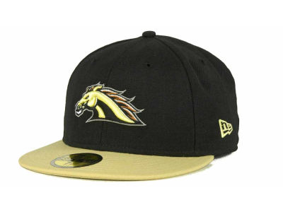 Western Michigan Broncos New Era NCAA 2 Tone 59FIFTY Cap