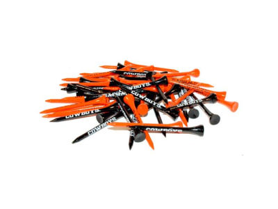 Oklahoma State Cowboys 50pk Golf Tees