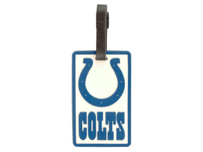 Indianapolis Colts Soft Bag Tag