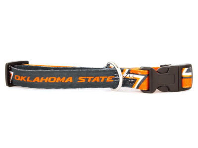 Oklahoma State Cowboys Medium Dog Collar