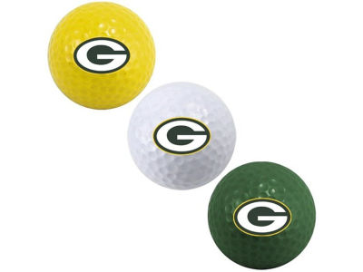 Green Bay Packers 3-pack Golf Ball Set