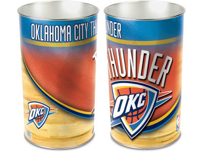 Oklahoma City Thunder Trashcan