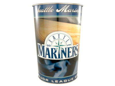Seattle Mariners Trashcan