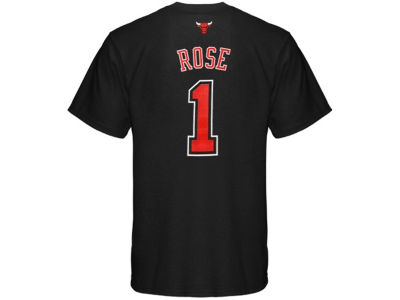 Chicago Bulls Derrick Rose adidas NBA Men's Player T-Shirt