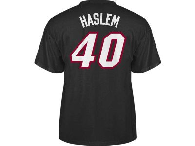 Miami Heat Udonis Haslem adidas NBA Men's Player T-Shirt