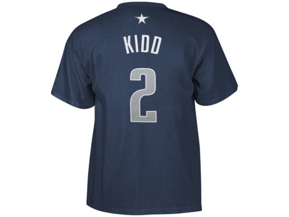 813a1e336 Dallas Mavericks Jason Kidd adidas NBA Men s Player T-Shirt