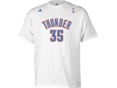 Oklahoma City Thunder Kevin Durant adidas NBA Men's Player T-Shirt