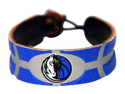 Dallas Mavericks Team Color Basketball Bracelet