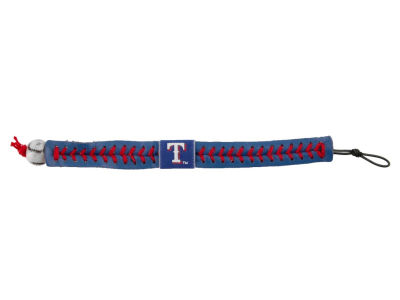 Texas Rangers Team Color Baseball Bracelet