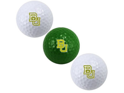 Baylor Bears 3-pack Golf Ball Set