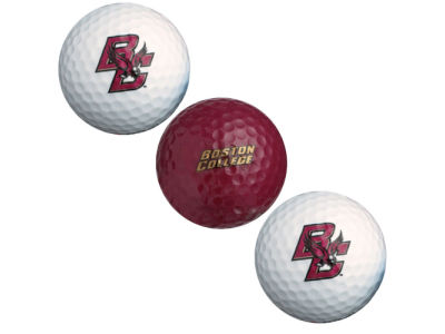 Boston College Eagles 3-pack Golf Ball Set