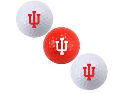Indiana Hoosiers 3-pack Golf Ball Set